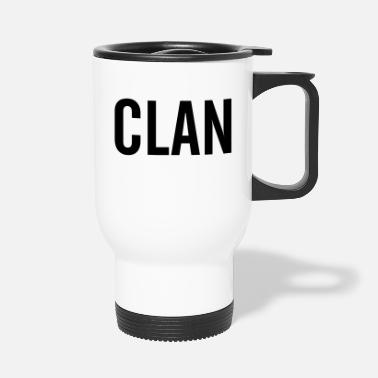 Clan clan - Travel Mug