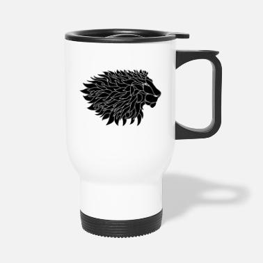 Mane Lion mane - Travel Mug