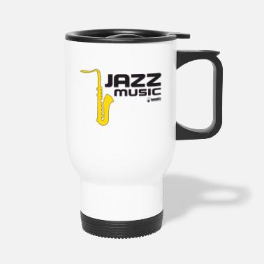 Sector Jazz 002 - Travel Mug