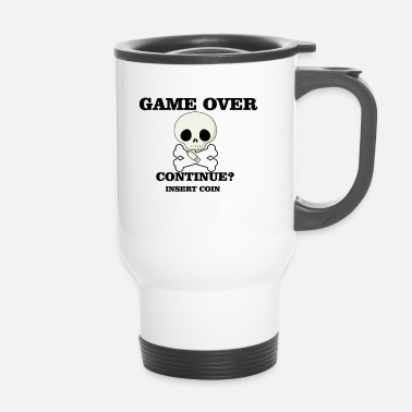 Game Over game over - Taza termo