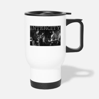 Bainderas band picture - Travel Mug