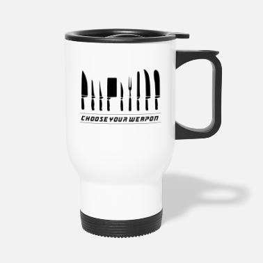 Kitchen Knives Kitchen Cutlery Kitchen Kitchen Utensils - Travel Mug