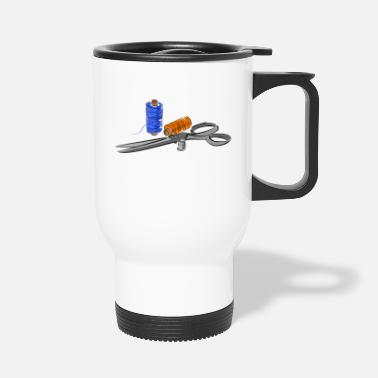Cutter cutters - Travel Mug