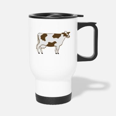 Dairy Cow Dairy Cow - Travel Mug