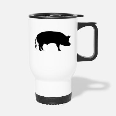 Sow Pig / sow - Travel Mug