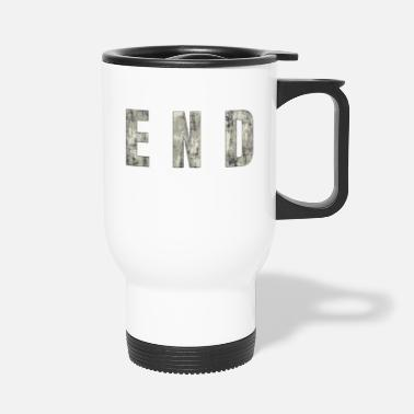 End END - The End - Travel Mug