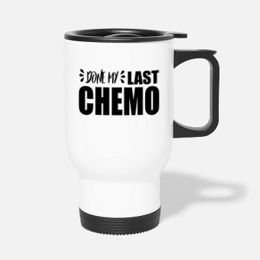 Last Ninja done my last chemo - Travel Mug