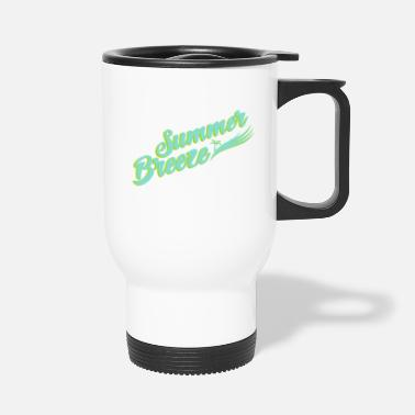 Être Assis Chemise 'MojoDesigns' Summer Breeze - Mug isotherme