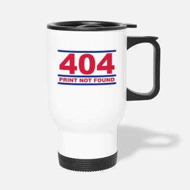 Nerdblur Com 404 - Print not Found - Travel Mug