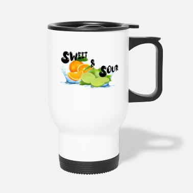 Sour Sweet & Sour - Travel Mug