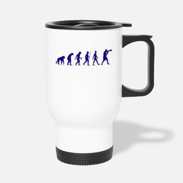 Fighter Boxer fighter fighter - Travel Mug