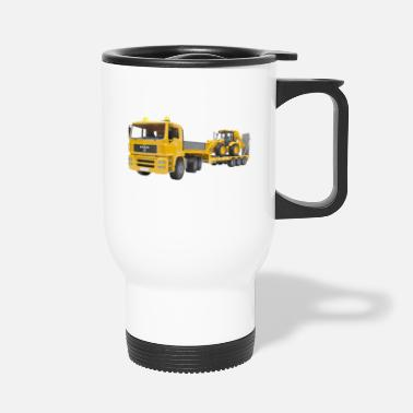 Transportation transportation - Travel Mug