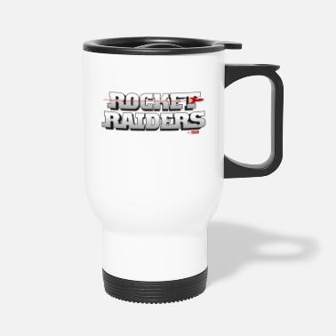 Raider patame Rocket Raiders Logo - Travel Mug