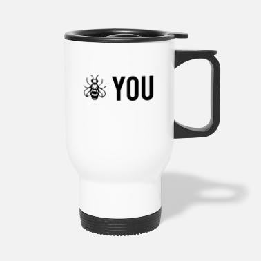 Bee You - Be You - Mug isotherme