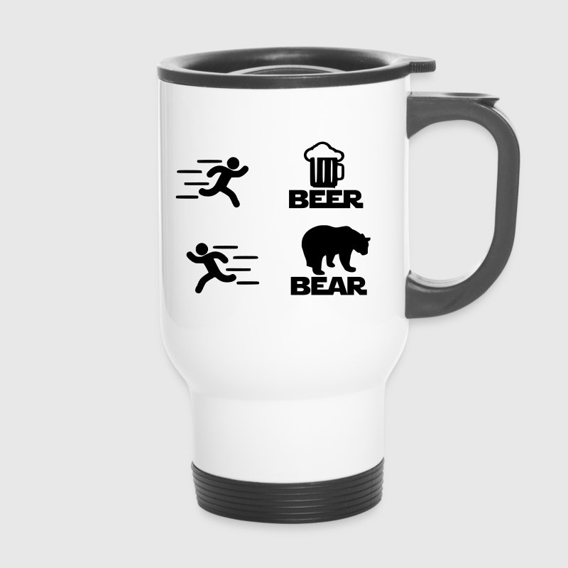 HOMME RUN - Mug thermos