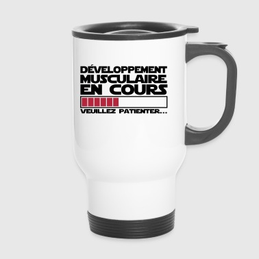 Gamer développement musculaire - Mug thermos