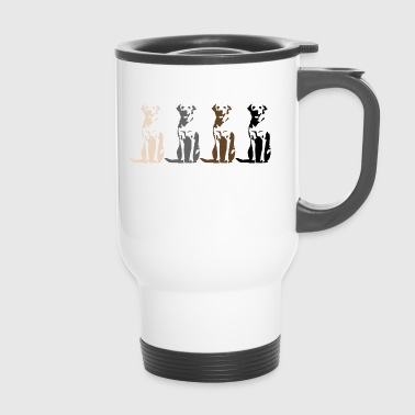 Labrador Retrievers - Travel Mug