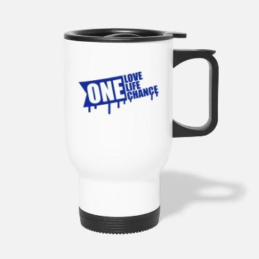 Chance one_love_2_f1 - Mug isotherme