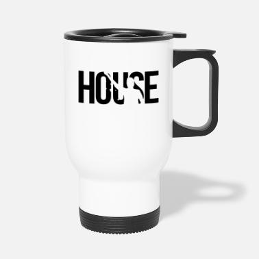 House house - Thermosbeker
