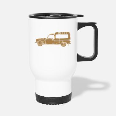 Expression express - Travel Mug