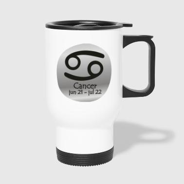 Cancer Horoscope - Travel Mug