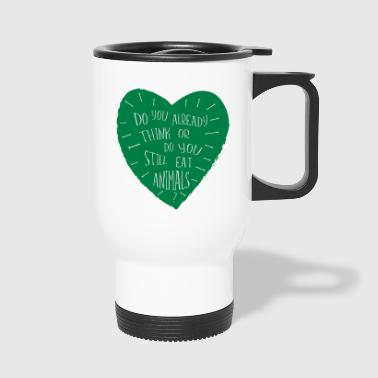 Provocation VEGAN provocateur - Mug thermos