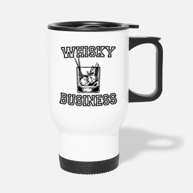 Whiskey WHISKEY - Travel Mug
