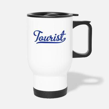 Tourist tourist - Travel Mug