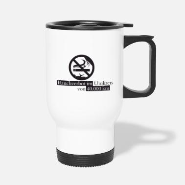 Smoking Ban smoking ban - Travel Mug