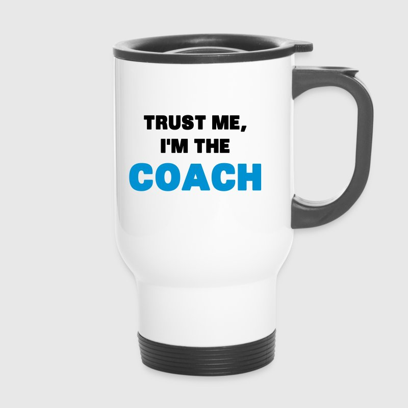 Trust Me, I'm the Coach - Thermo mok