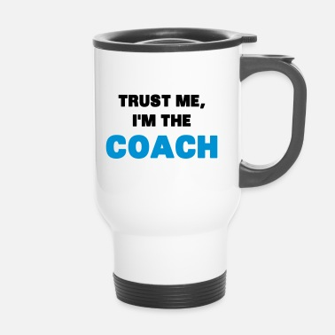 Coach Trust Me, I'm the Coach - Thermo mok