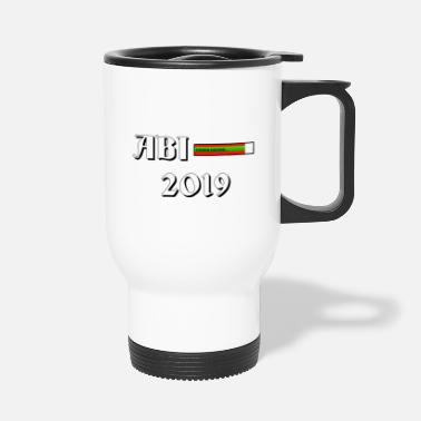 Graduation Ceremony ABI 2019, Abi, Abiball, Abi 2020, Abitur, graduation ceremony - Travel Mug