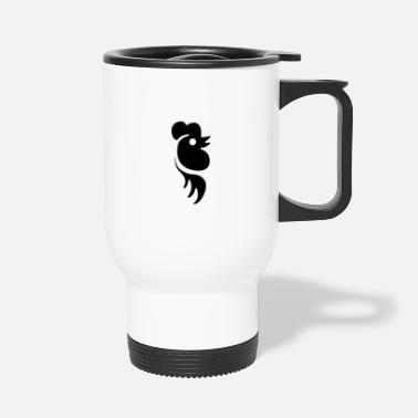 Rooster Rooster rooster - Travel Mug