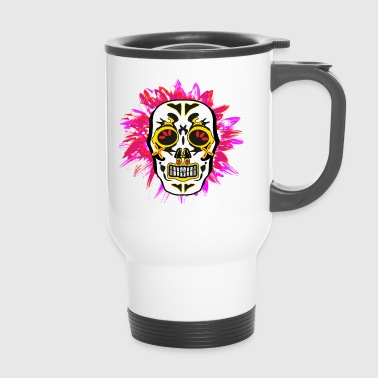 Luu mexican skull red - Termosmuki