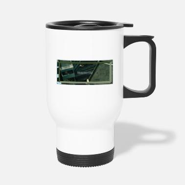 Parkour Freerunning Jump (District 13) - Travel Mug