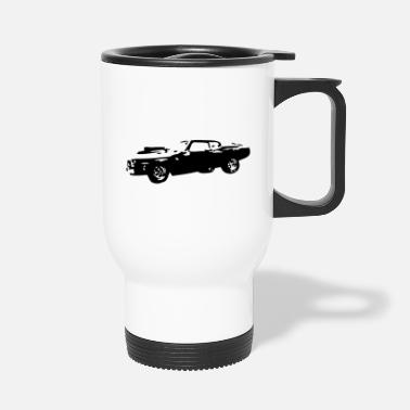 26 1 voiture car course 1 26 - Mug isotherme