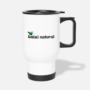 Limpio What It Is * ser (e) natural * - Taza termo