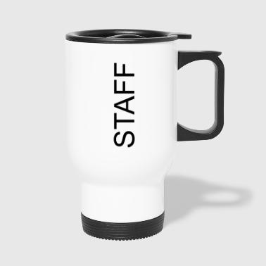STAFF (Personnalisable) - Mug thermos
