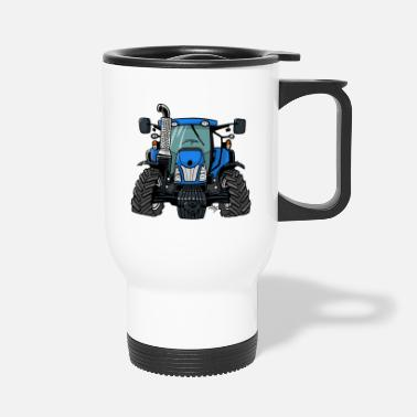 New 0646 NewHolland - Travel Mug