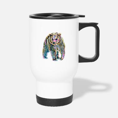 Grizzly Grizzly - Travel Mug