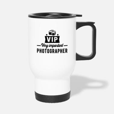 Vip VIP very important photographer - Mug isotherme