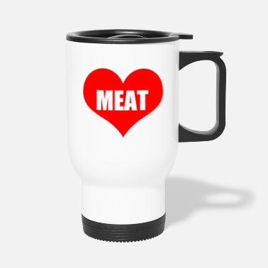 Meat meat - Travel Mug