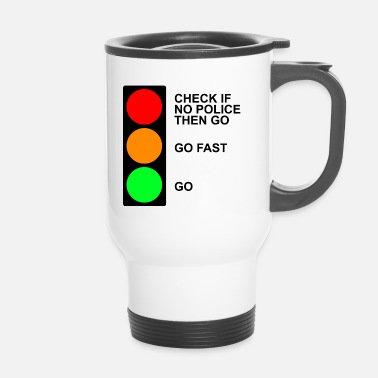 Trafic traffic - Mug thermos