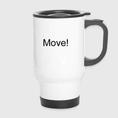 Mouvement mouvement - Mug thermos