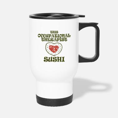 Occupation This occupational therapist - Travel Mug