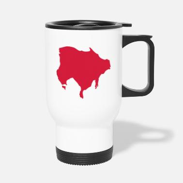 Djerba Djerba - Travel Mug