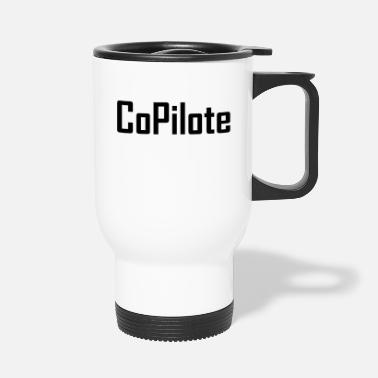 Copilot copilot - Travel Mug