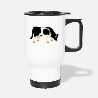 Moody Moody the cow - Travel Mug