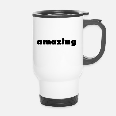 Incroyable incroyable - Mug thermos