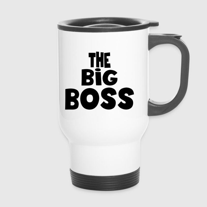 the big boss - Mug thermos